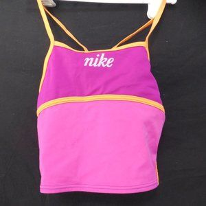 NIKE sleeveless swim sports top size girls 10